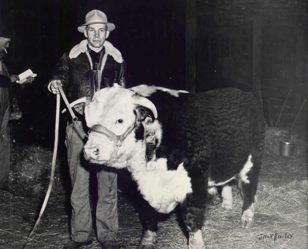 Paul Ridder in 1948